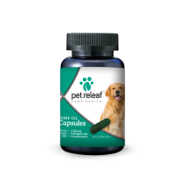 PET RELEAF CBD HEMP OIL CAPSULE450mg