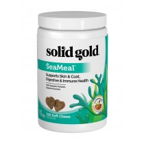 Solid Gold Sea Meal Omega Soft Chews Dog & Cat Supplement 12.69oz