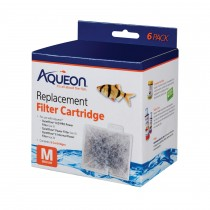 Aqueon Replacement Filter Cartridges 6pk