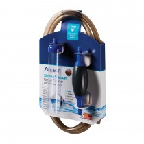 Aqueon Siphon Vacuum Gravel Cleaner with Bulb