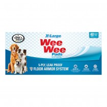 Four Paws Wee-Wee Pads 40pk