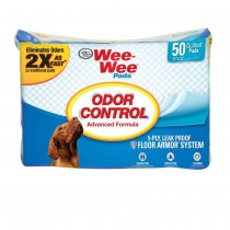 Four Paws Wee-Wee Odor Control Pads 50ct