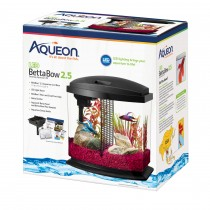 Aqueon BettaBow LED Aquarium Kit 2.5g
