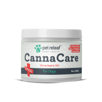 PET RELEAF CANNA CARE TOPICAL  CBD 4oz