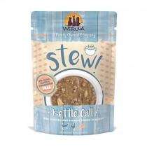 Weruva Stew Kettle Call Beef, Chicken & Salmon Grain-Free Cat Wet Food Pouches