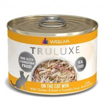 Weruva TruLuxe On the Cat Wok Chicken & Beef Grain-Free Canned Cat Food