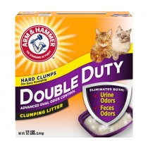 Arm & Hammer Double Duty Clumping Clay Cat Litter