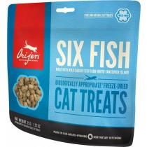 Orijen Six Fish Freeze-Dried Cat Treat 1.25oz