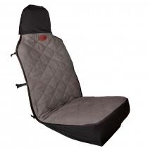 PetSafe Solvit SmartFIT Premium Bucket Seat Cover Gray