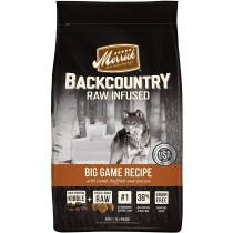 Merrick Backcountry Big Game Raw Infused Grain-Free Dry Dog Food