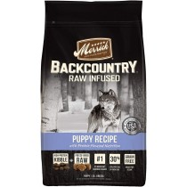 Merrick Backcountry Puppy Raw Infused Grain-Free Dry Puppy Food