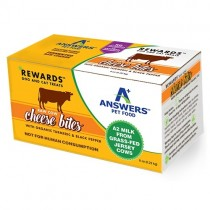 Answers Cow Cheese & Tumeric with Black Pepper Frozen Dog Treat 8oz