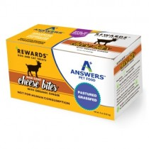 Answers Goat Cheese & Ginger Frozen Dog Treat 8oz