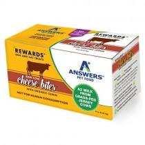 Answers Cow Cheese & Cumin Frozen Dog Treat 8oz