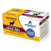 Answers Goat Cheese & Cranberry Frozen Dog Treat 8oz