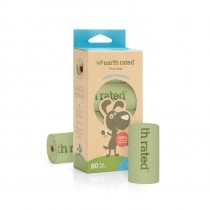 Earth Rated Compostable Poop Bags 4ct