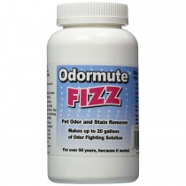 "Hueter Toledo Odormute Fizzy Tabs for Odor Elimination 100 Tablets 6"" x 3"" x 3"""