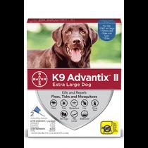 K9 Advantix II Extra-Large Dog Flea, Tick & Mosquito Treatment