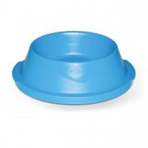 """K&H Pet Products Coolin' Pet Bowl 32 oz. Blue 10.5"""" x 10.5"""" x 3"""""""