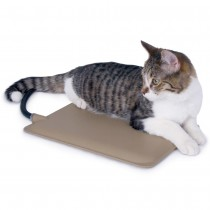 "K&H Pet Products Extreme Weather Kitty Pad Tan 9"" x 12"" x 0.5"" - KH3060"