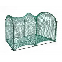 Kittywalk Deck and Patio Outdoor Cat Enclosure - Small