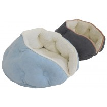 Arlee Sleepypet Luna Moonlight Blue Cat Bed 21x21x10