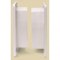 "PetSafe SmartDoor Wall Entry Kit Small White 18.39"" x 13"" x 6.12"""