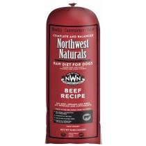 Northwest Naturals Beef Chub Frozen Raw Dog Food 5LB