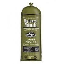 Northwest Naturals Lamb Chub Frozen Raw Dog Food 5LB