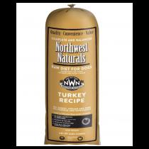 Northwest Naturals Turkey Chub Frozen Raw Dog Food 5LB