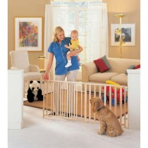 """North States Extra-Wide Swing Gate 60"""" - 103"""" x 27"""" - NS4649"""