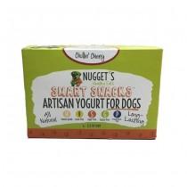 Nugget's Healthy Eats Cherry Frozen Yogurt 3.5oz 4PK