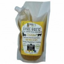 Nugget's Healthy Eats Frozen Chicken Bone Broth for Cats & Dogs