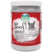 Oxbow Poof! Chinchilla Dust 2.5LB