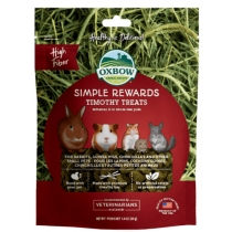 Oxbow Simple Rewards Timothy Hay Treats 1.4oz