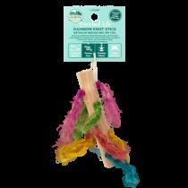 Oxbow Enrichment Rainbow Knot Stick