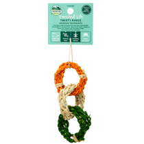 Oxbow Enrichment Twisty Rings