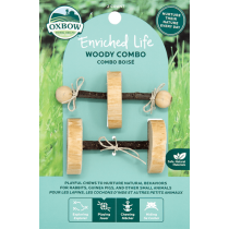 Oxbow Enrichment Woody Combo Toy