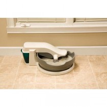 "PetSafe Simply Clean Cat Litter Box  Beige 28"" x 19"" x 8"""