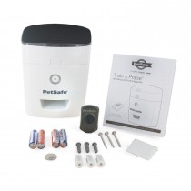 PetSafe Train N' Praise Treat Dispenser White