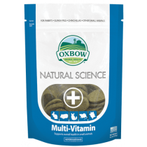 Oxbow Natural Science Multivitamin Supplement 4.2oz