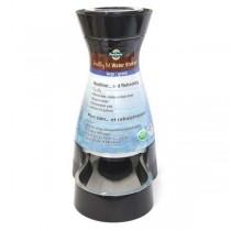 "PetSafe Healthy Pet Water Station 2.5 gallons Large White / Black 19.02"" x 15.79"" x 10.3"""