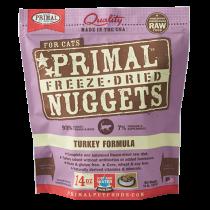 Primal Feline Turkey Freeze-Dried Formula 14oz