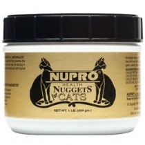 Nupro Health Nuggets for Cats 1LB