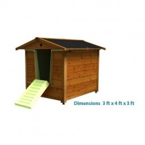 "DoggyShouse Grooming Kennel 45"" x 38"" x 35"" - SHOUSE"
