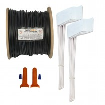 WiseWire 16 gauge Boundary Wire Kit 1000ft