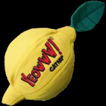 Yeowww! Lemon Catnip Cat Toy