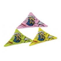 Yeowww! Purr-Muda Triangle Catnip Cat Toy