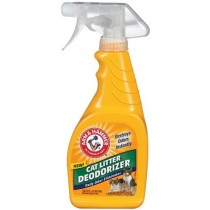 Arm & Hammer  LITTER DEODORIZING SPRAY   21.5oz