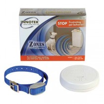 PetSafe Instant Pet Barrier with One Zone White